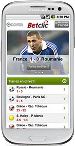 BETCLIC TURF ANDROID TÉLÉCHARGER