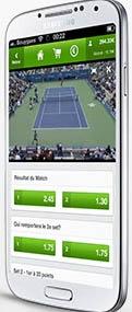 Pariez avec Unibet sur votre mobile iPhone ou Android